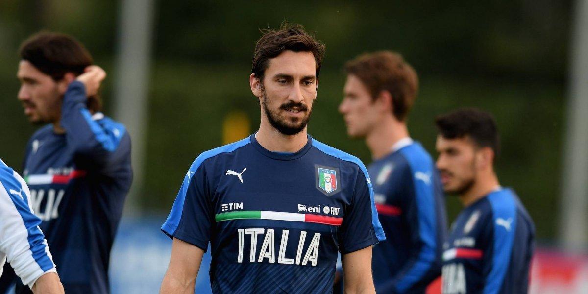 Davide Astori perdió la vida por 'causas naturales'