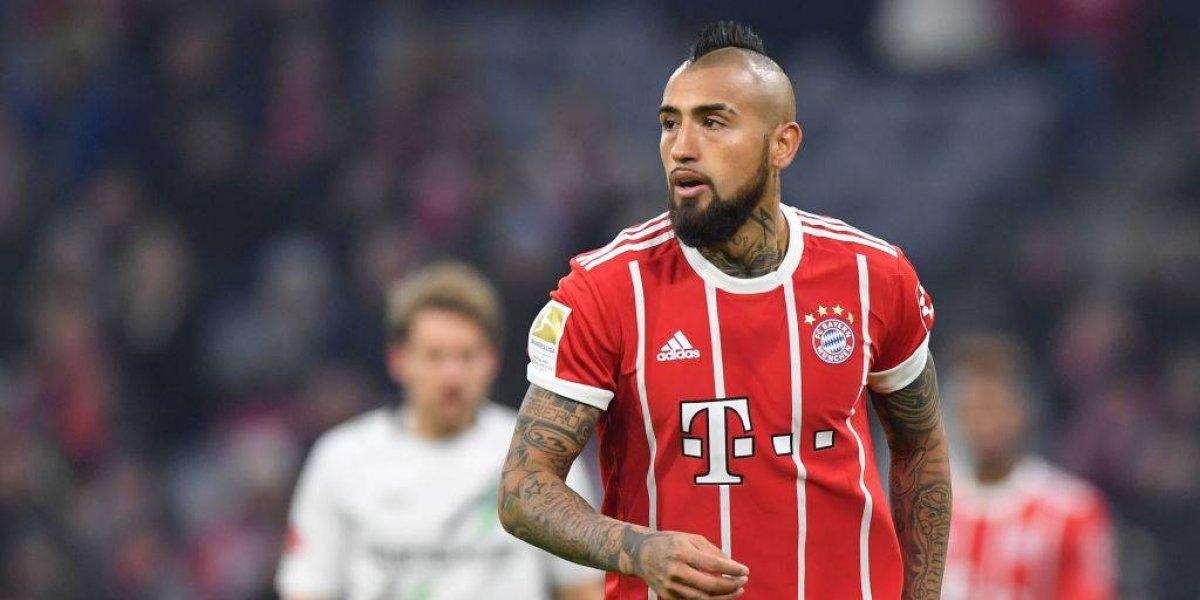 Así vivimos la nueva victoria del Bayern de Vidal ante Friburgo por la Bundesliga