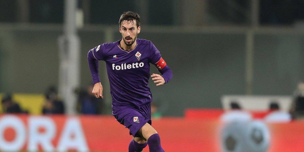 Davide Astori, jugador de la Fiorentina, perdió la vida