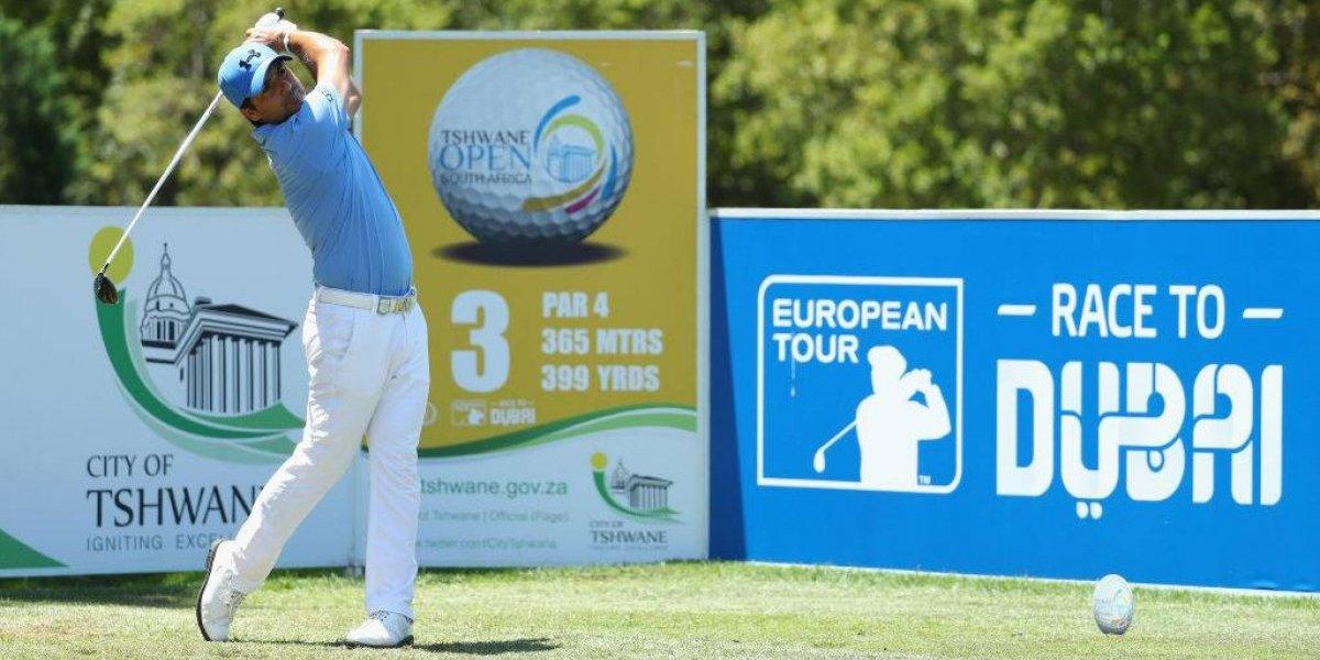 Felipe Aguilar vuelve a volar alto en el European Tour