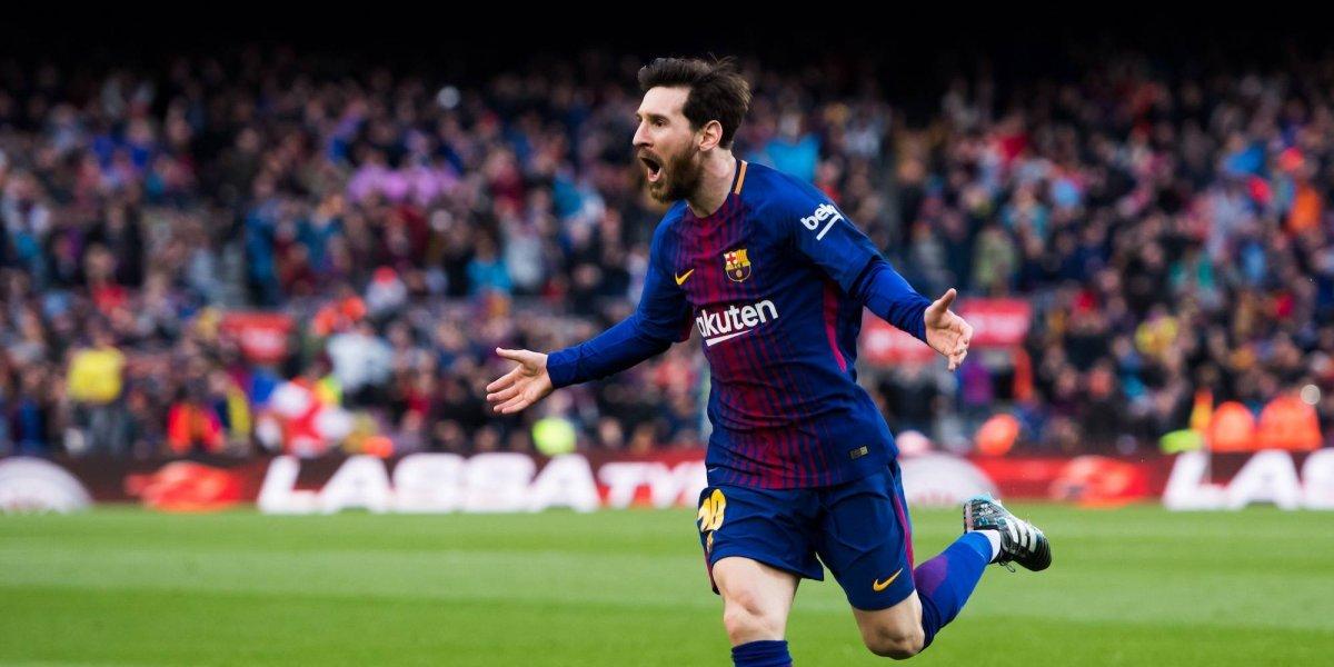 VIDEO: Con joya de gol, Messi llega a 600 anotaciones