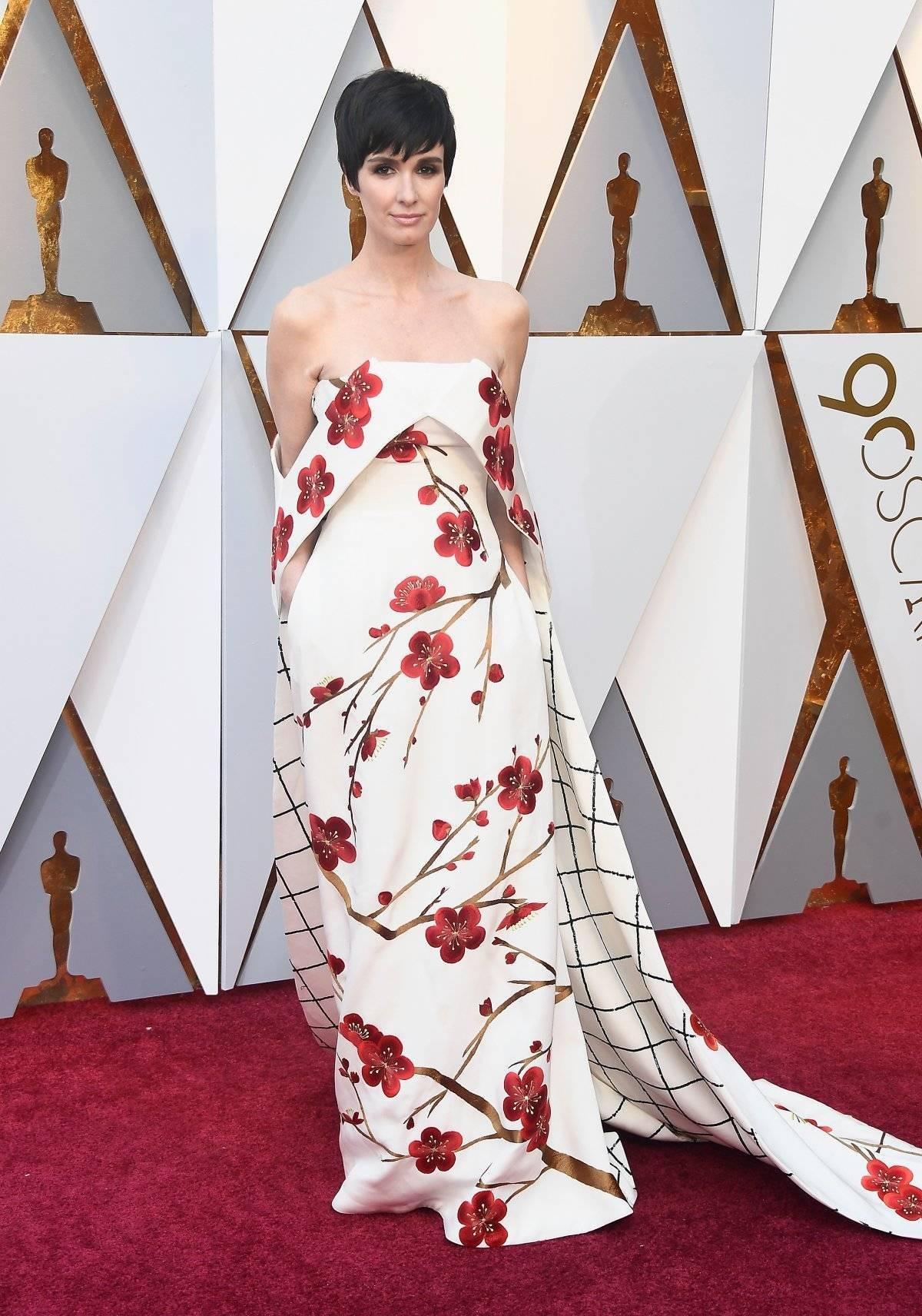 Peor vestidas Oscar 2018