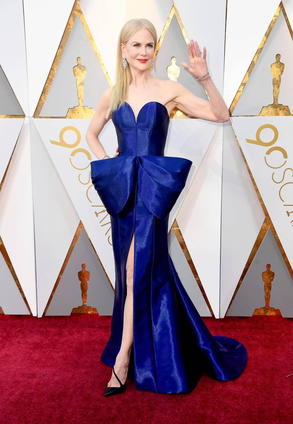 Mejor Vestidas Premios Oscar 2018 Nueva Mujer