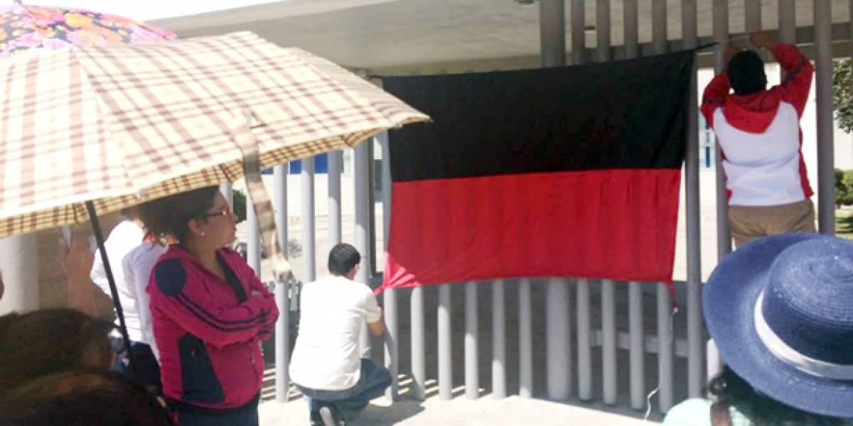 Estalla huelga en la Universidad de Hidalgo