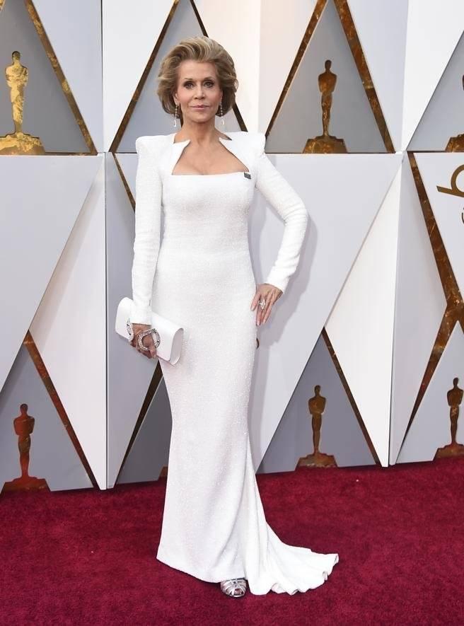 Mejor vestidas Oscar 2018