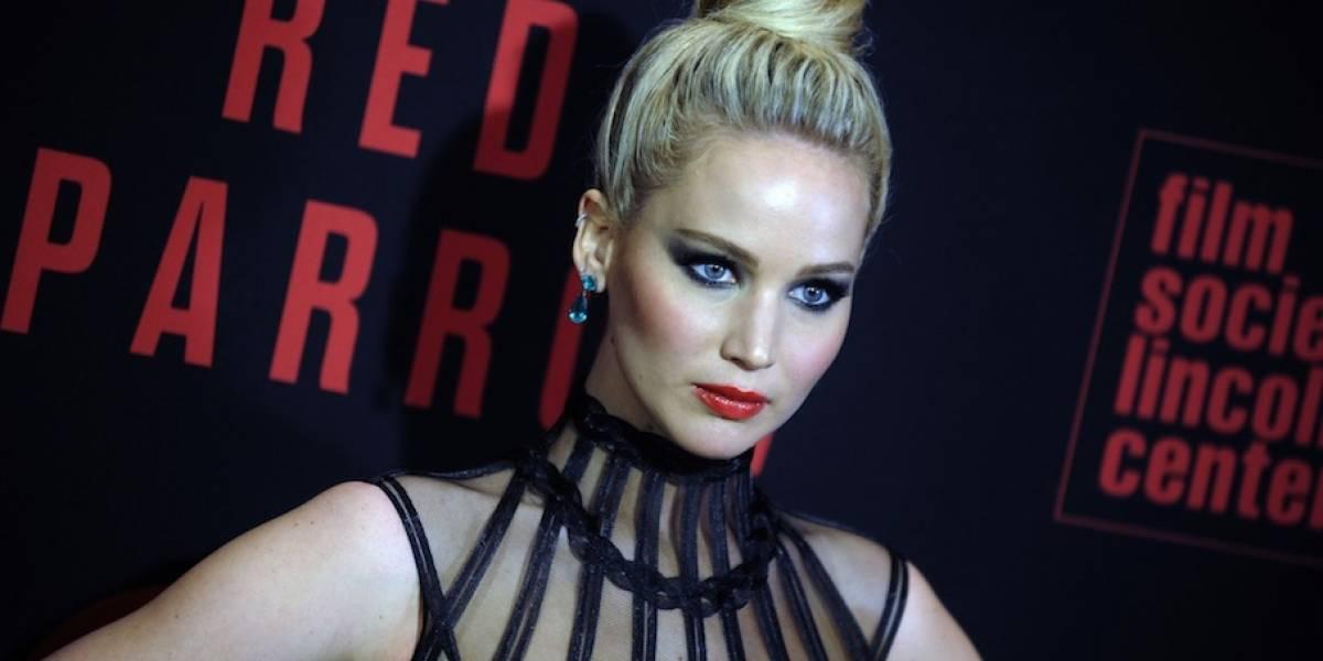 ¡Al fin! Jennifer Lawrence rompe el silencio y habla de su romance con Brad Pitt