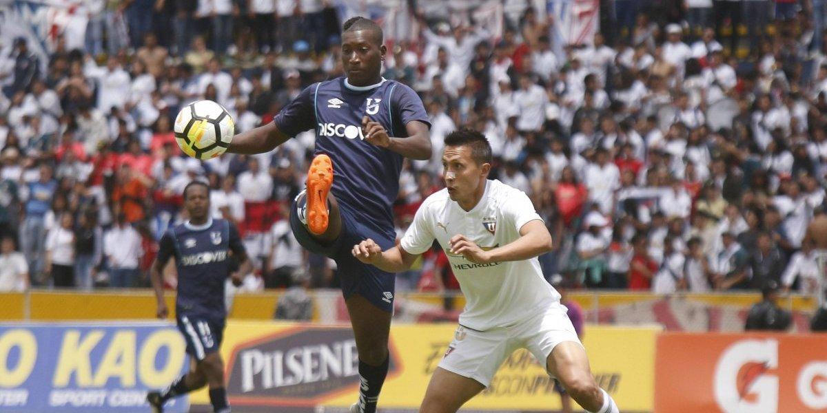 Liga de Quito derrota 1-2 a Universidad Católica en el Atahualpa