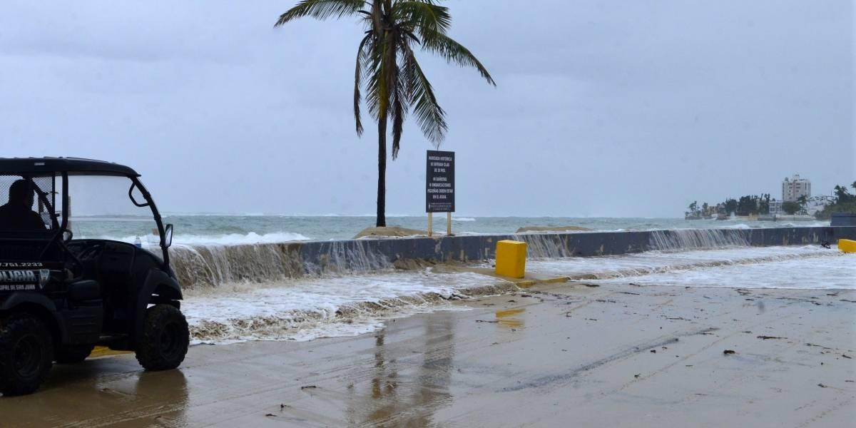 Reportan nuevo evento de marejadas fuertes en Ocean Park