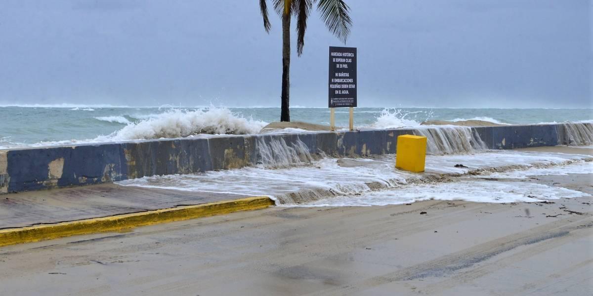 Policía cerrará todas las carreteras costeras como medida cautelar