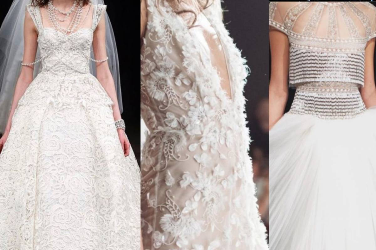 Los mejores vestidos de boda para las novias con estilo bohemio ...