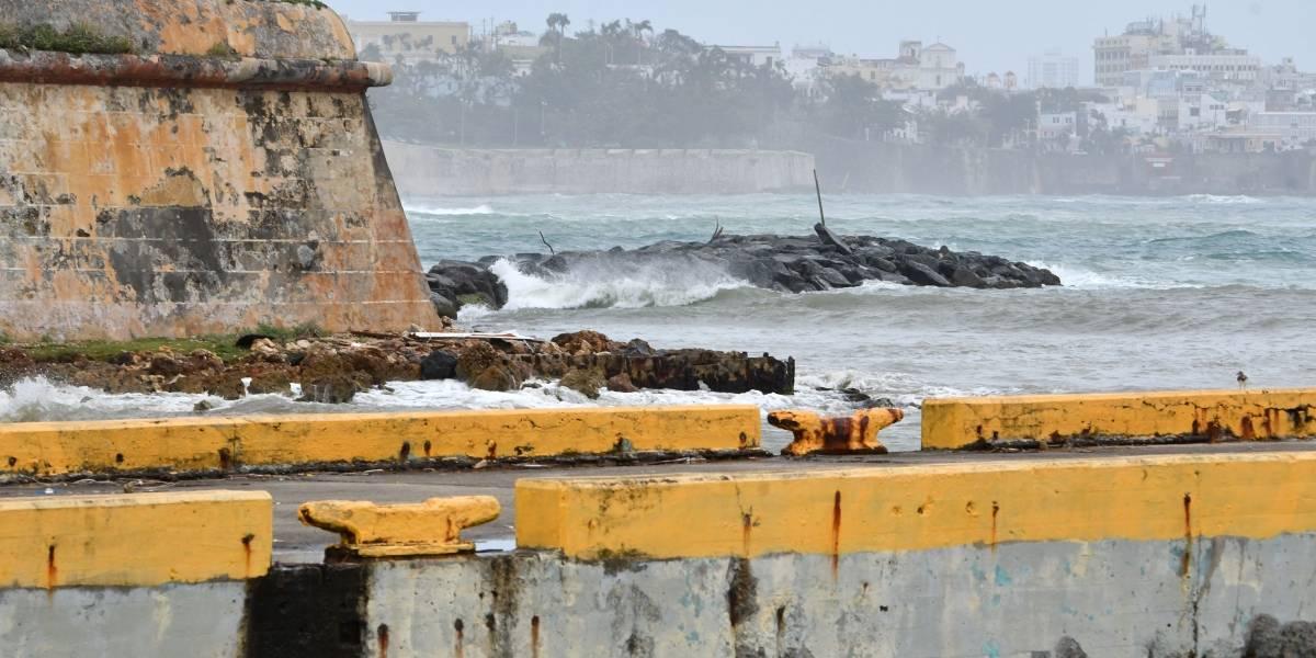 Condiciones marítimas y costeras permanecerán peligrosas por los próximos días