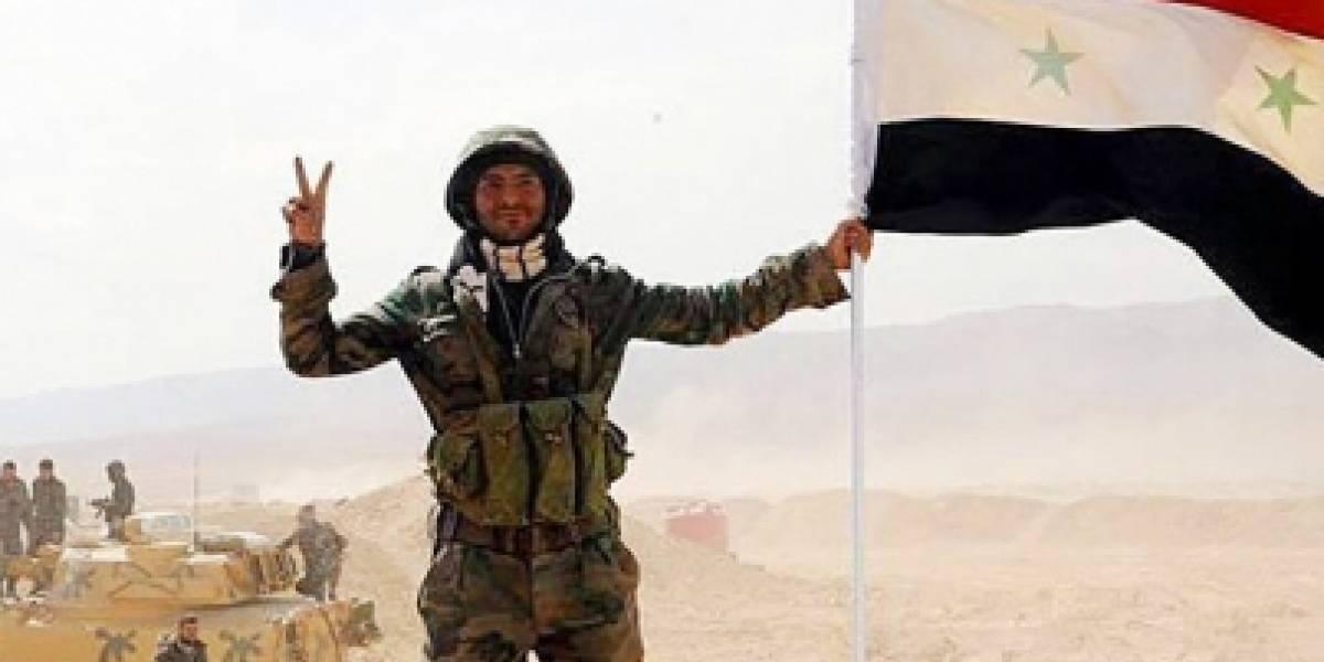 Gobierno sirio recupera terreno Ghouta controlado por rebeldes