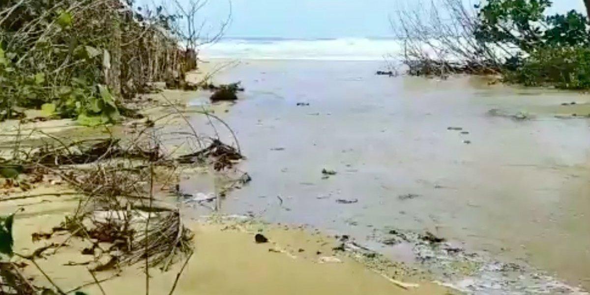 Ada Monzón recomienda evitar las playas durante la semana