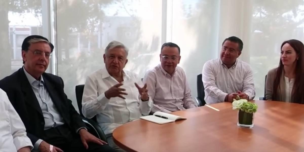 AMLO presenta consejo para vigilar proceso electoral