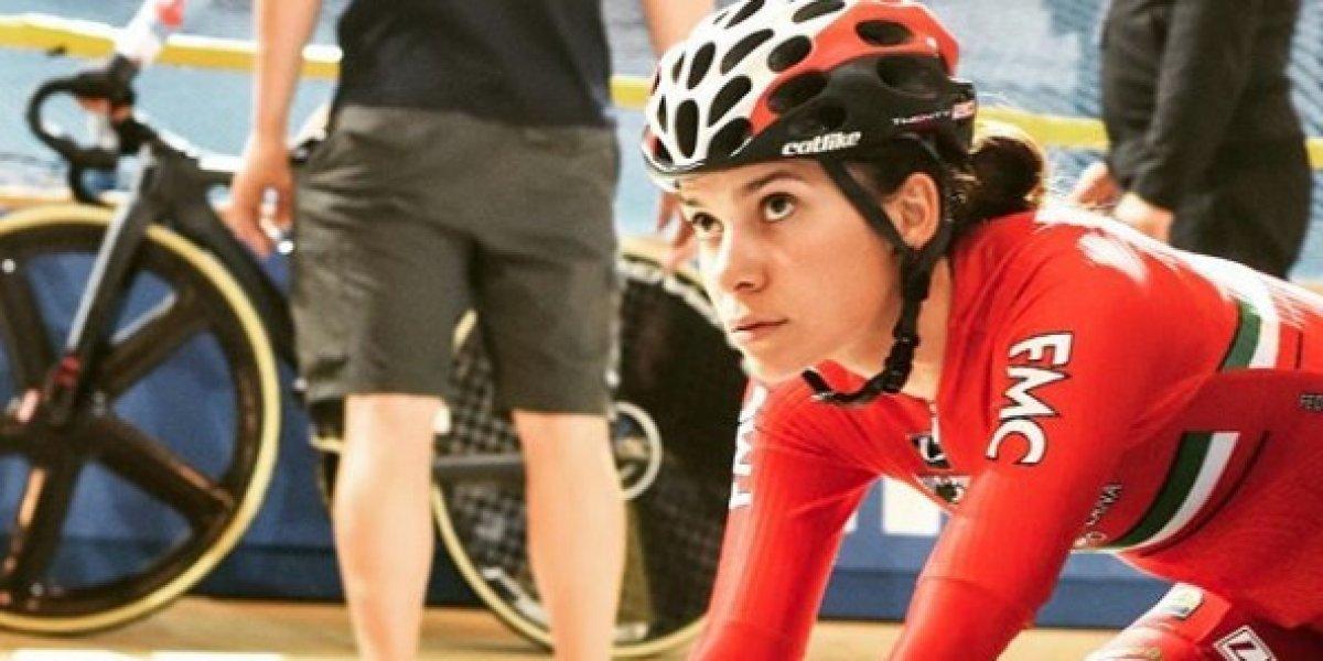 Ciclista mexicana Sofía Arreola, entre las mejores del mundo