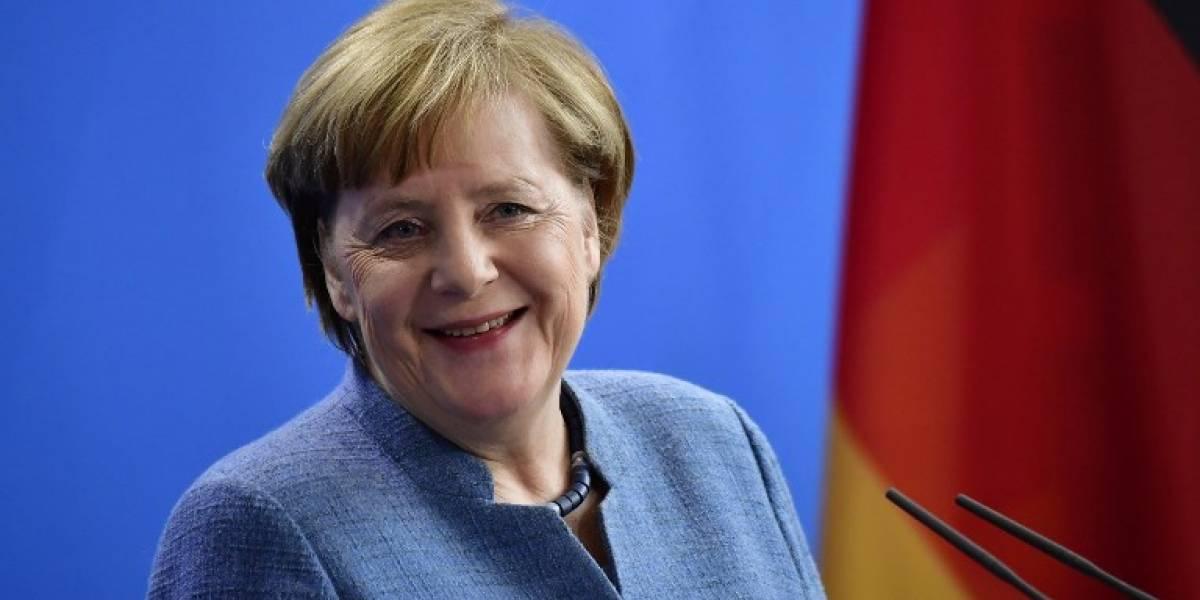 Vía libre para un cuarto mandato de Merkel en Alemania