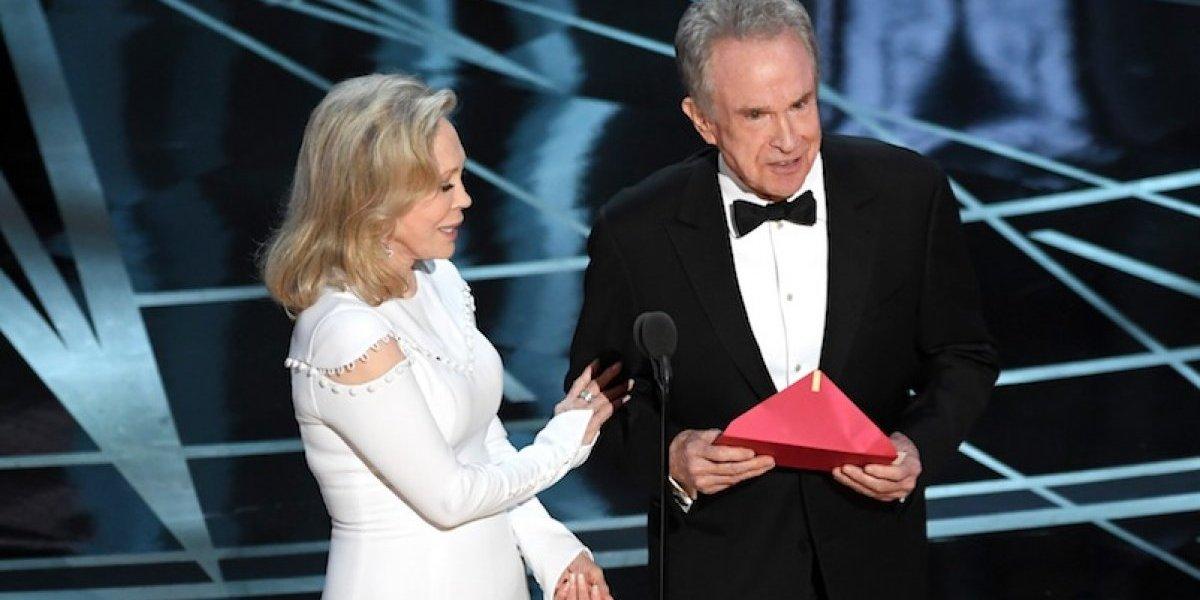 ¿Se repetirá el error? Presentadores volverán a entregar importante premio en los Oscar