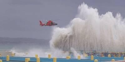 Rescate surfista marejadas Crash Boat