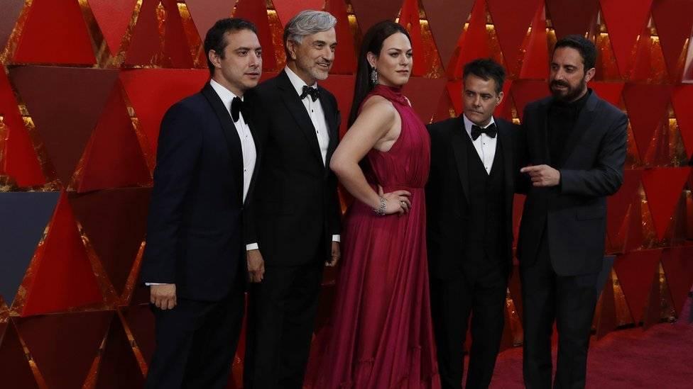 Tv abierta transmitirá película chilena nominada al Oscar — Una mujer fantástica