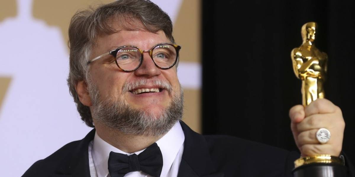 Guillermo del Toro da a México otro Oscar más