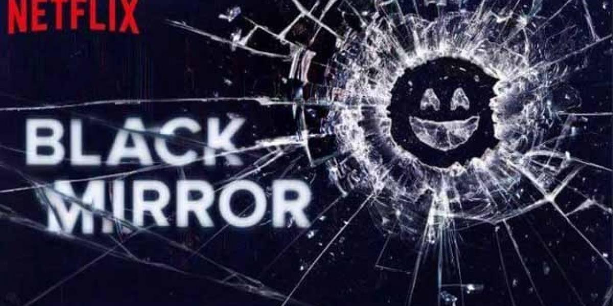 ¡Atención fanáticos! Netflix renueva Black Mirror para una quinta temporada