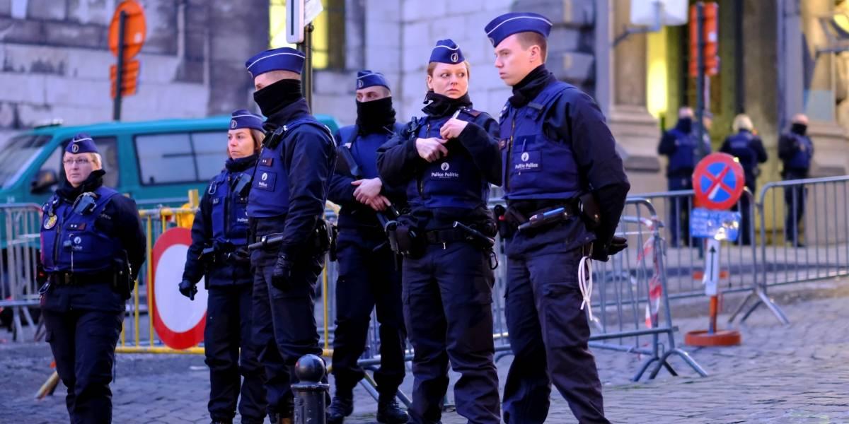 Detienen a 8 personas en Bélgica por planear atentado terrorista