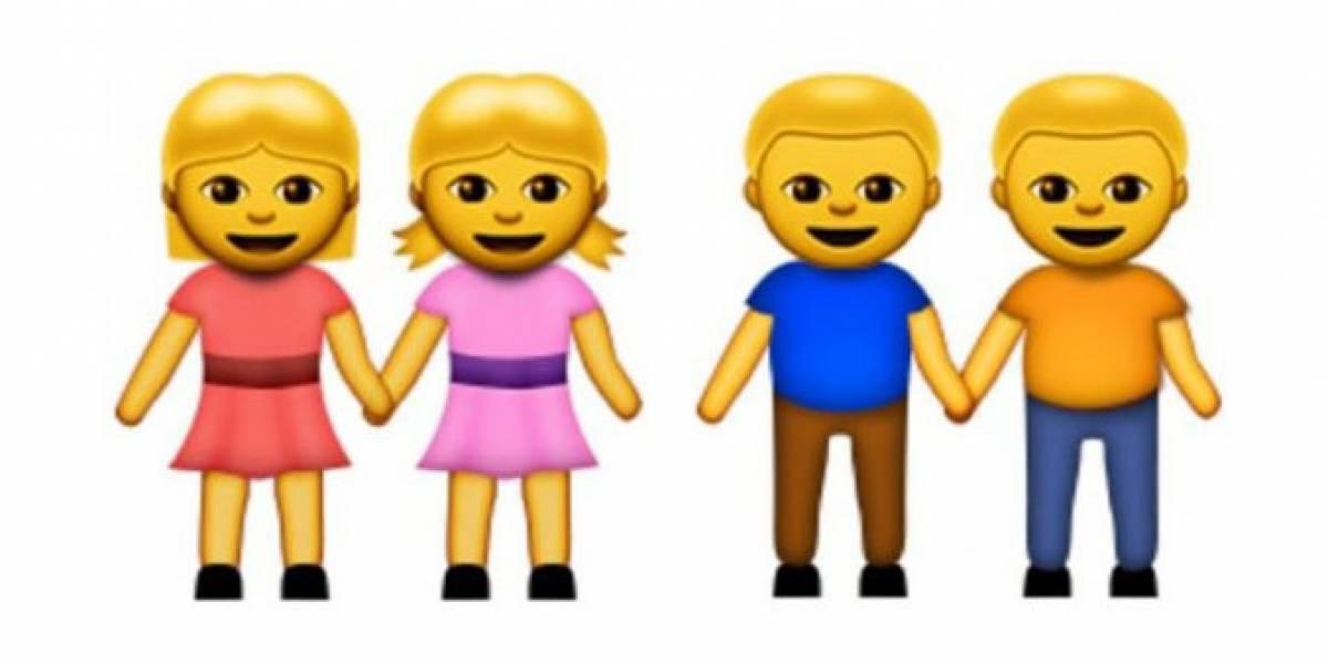 Tinder quiere que Unicode añada emojis de parejas interraciales