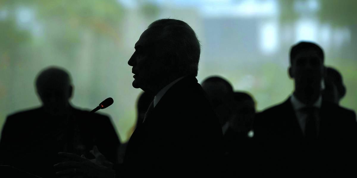 Temer é 2º presidente que mais usou Forças Armadas nos ministérios