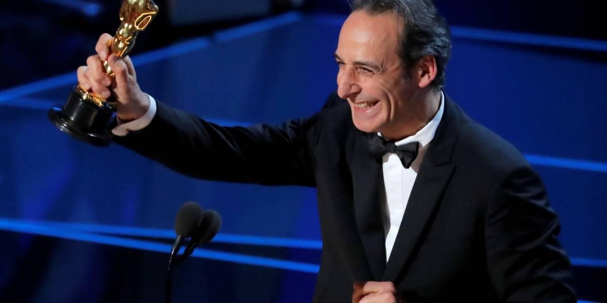 Oscar 2018: A Forma da Água vence categoria de Melhor Trilha Sonora
