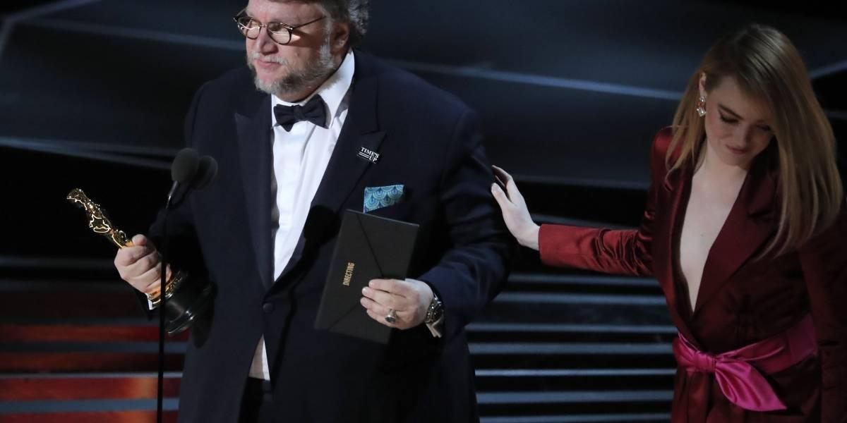 Oscar 2018: mexicano Guillermo del Toro fica com prêmio de Melhor Diretor