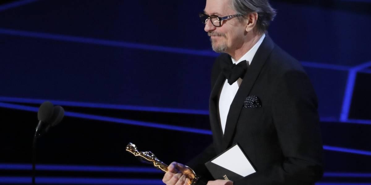 Oscar 2018: Gary Oldman garante tão sonhada estatueta de Melhor Ator