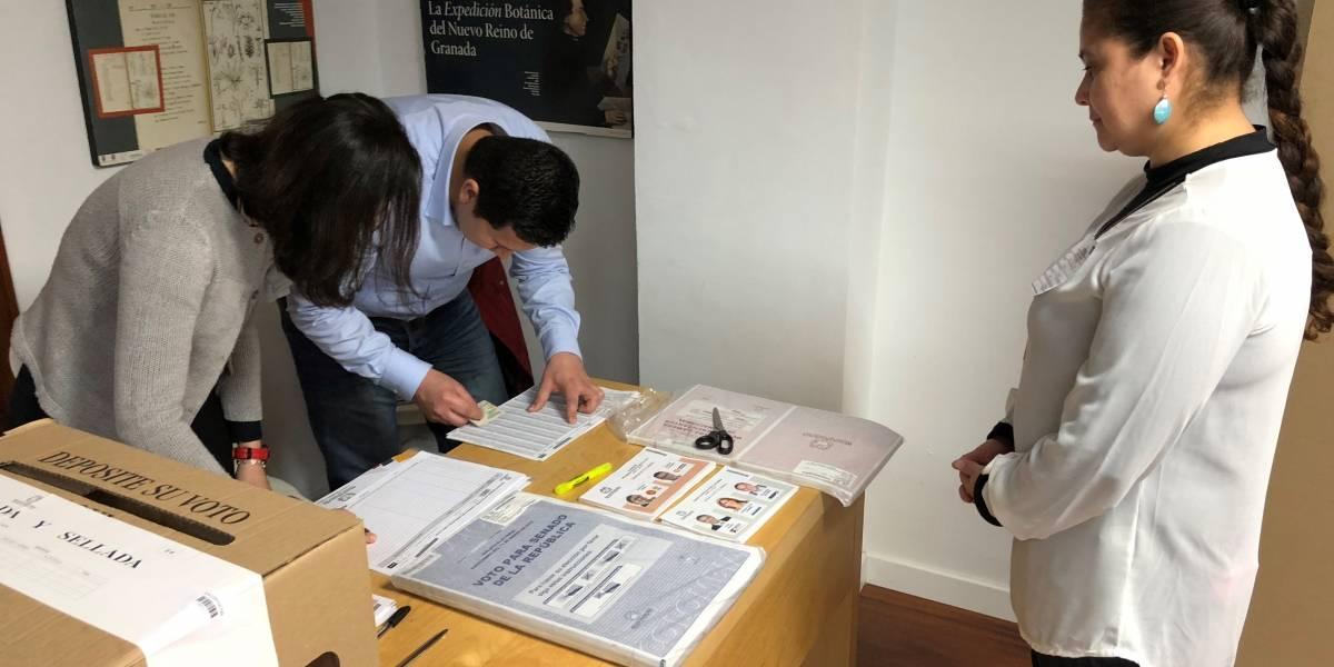 Pasos para que colombianos en el exterior puedan votar