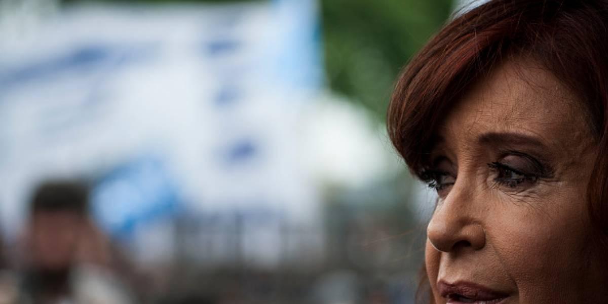 Cristina Fernández irá a juicio por presunto encubrimiento a terroristas