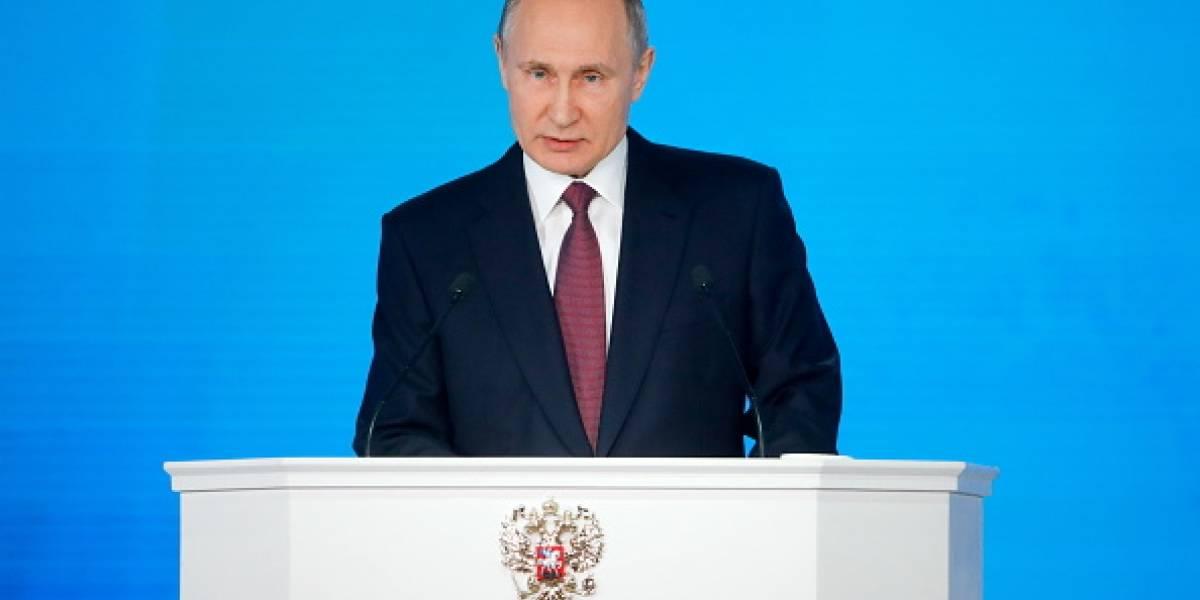 ¿Qué hay detrás del anuncio armamentístico nuclear de Vladimir Putin?