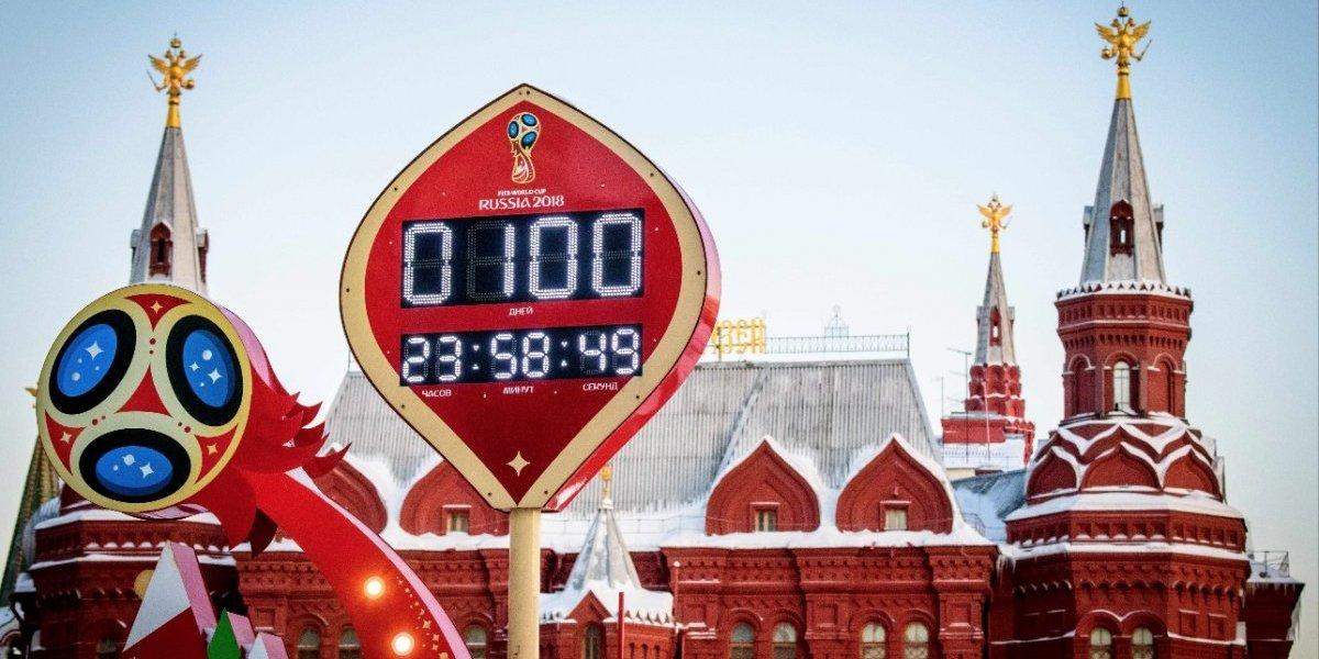 Un centenar de días para que Rusia viva la historia