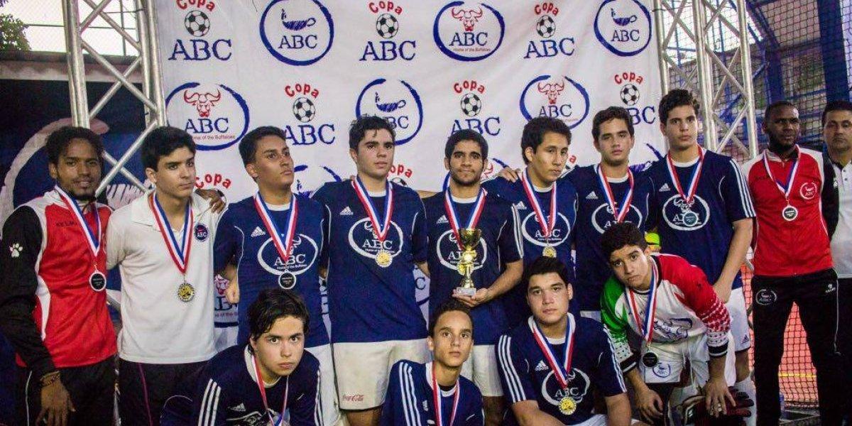 Culmina con éxito Copa ABC 2018
