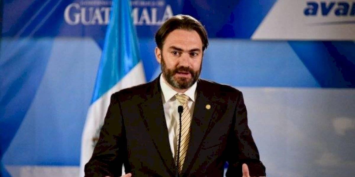 """Ministro de Economía: """"Error espero y no malicia de los fiscales"""""""