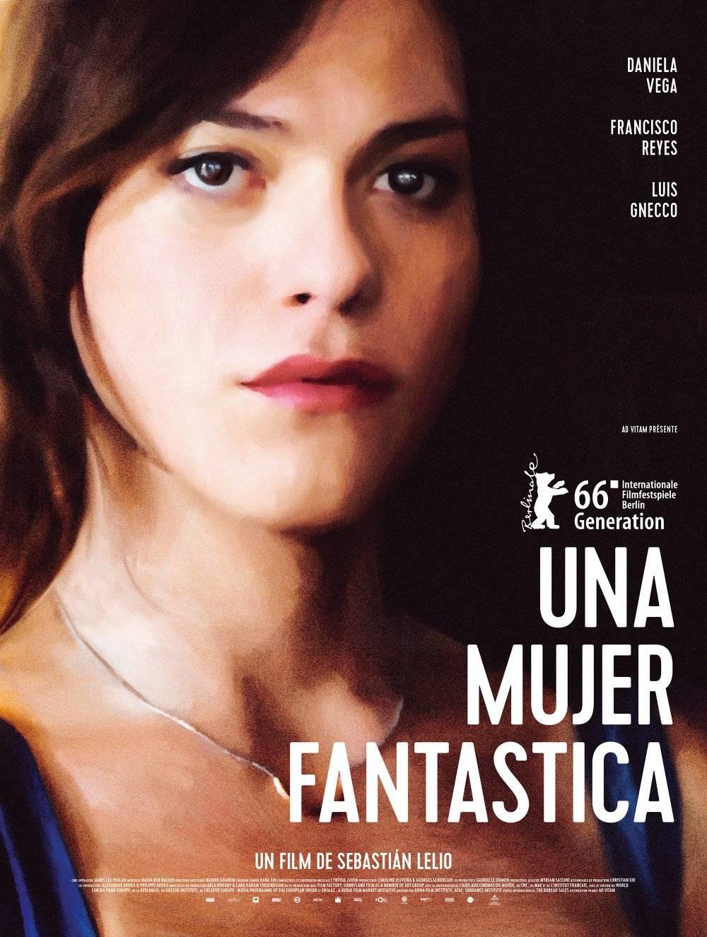 Chile ganó con Una Mujer Fantástica en Mejor Película Lengua Extranjera