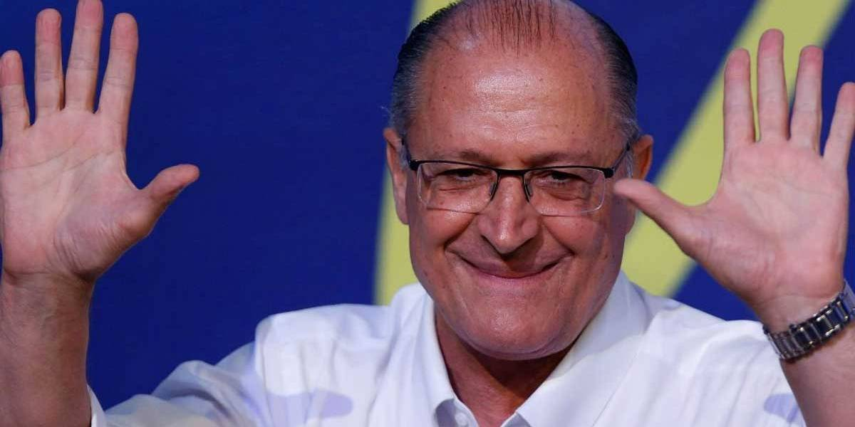Aguardemos prévia do PSDB para definir apoio, diz Alckmin sobre disputa em SP