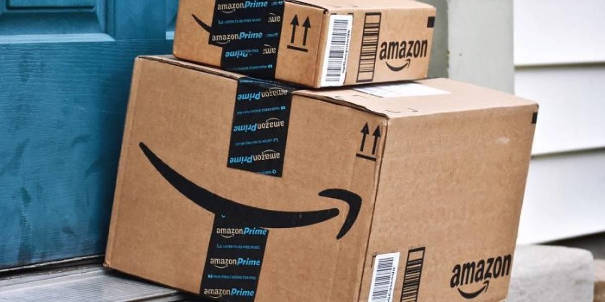 Amazon comienza a mandar fotos de dónde tira sus paquetes