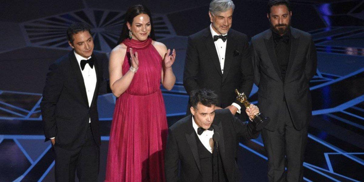 """""""Una Mujer Fantástica"""" se queda con el Oscar en una noche llena de emociones"""