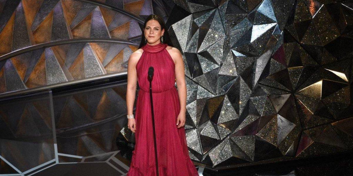 """Daniela Vega como presentadora de los Oscars: """"Los invito a abrir sus corazones y sus sentimientos"""""""