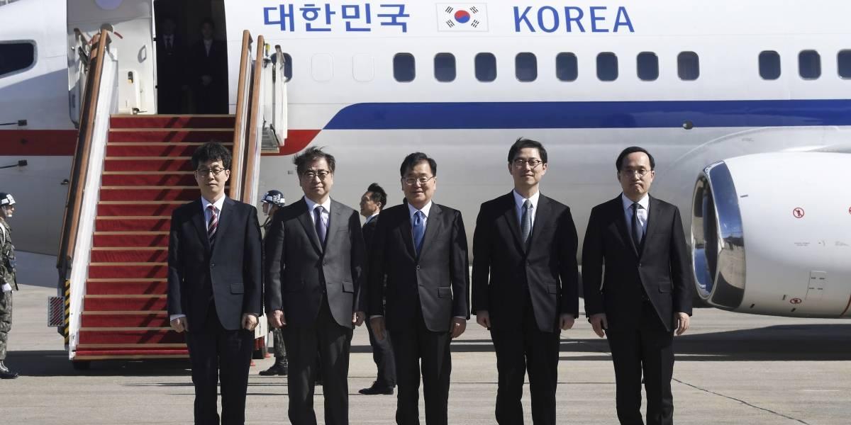 Histórica reunión: altos mandos de Corea del Sur cenan en Pyongyang