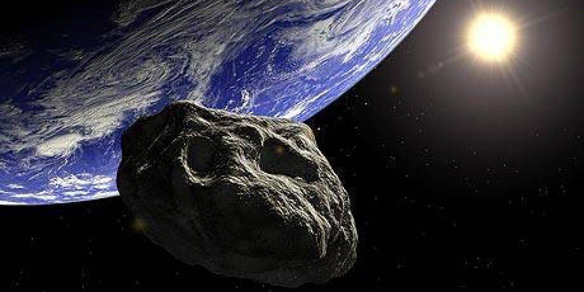 Asteroide tendrá leve acercamiento esta semana