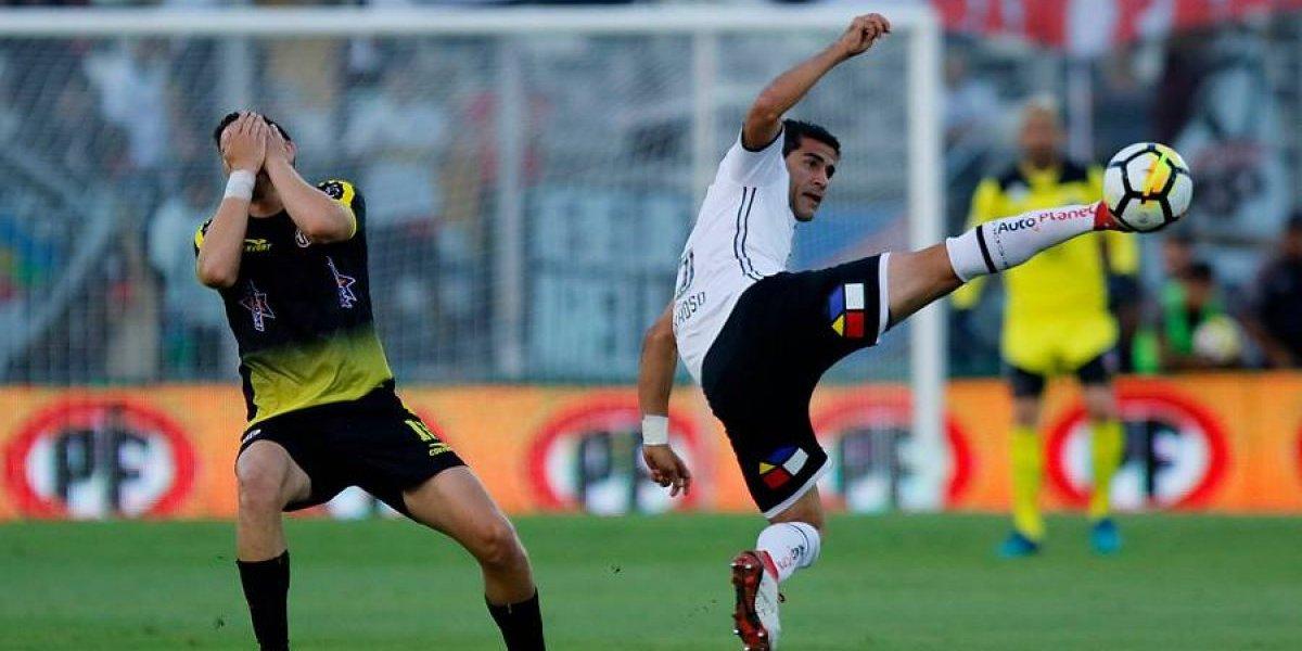 Conmebol abre expediente disciplinario contra Colo Colo