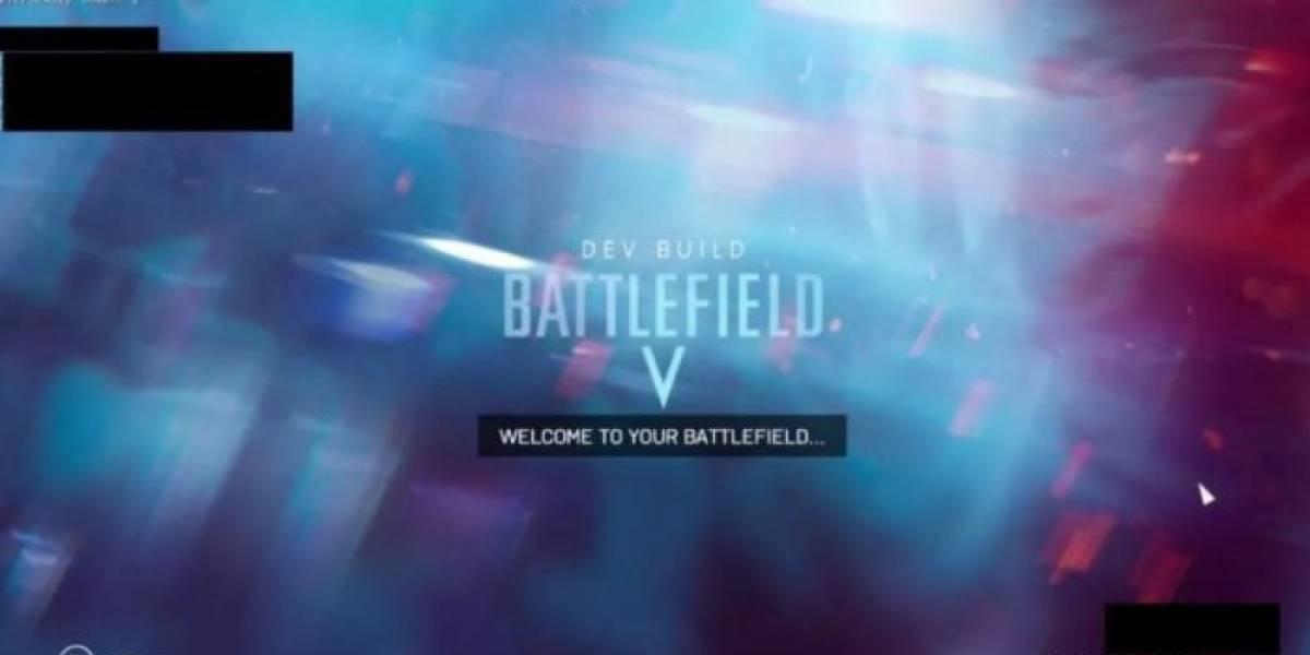 Rumor: El siguiente Battlefield se llamará Battlefield V