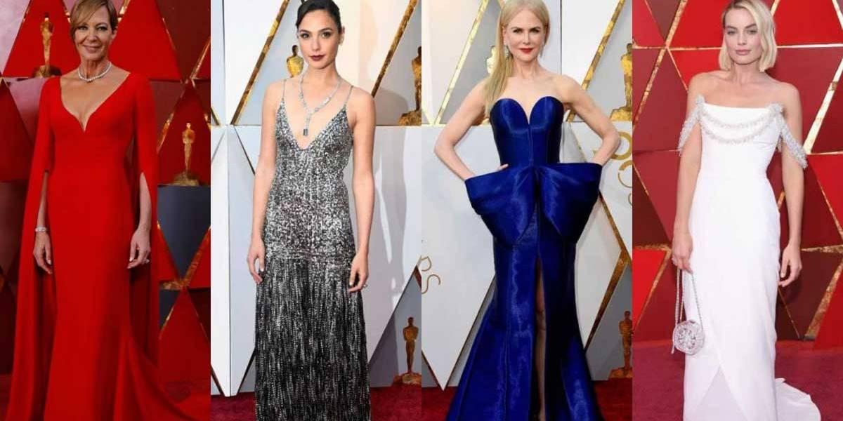Oscar 2018: inspire-se nas mais bem vestidas da cerimônia