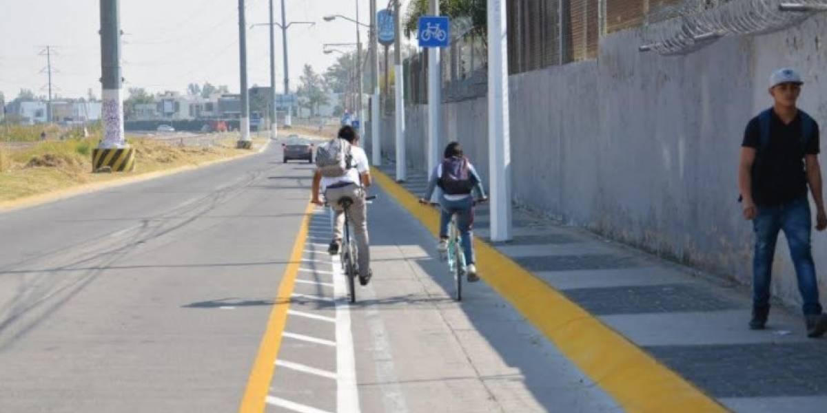 """Lanzan reto desde Zapopan: """"dar la vuelta al mundo"""" en bicicleta"""