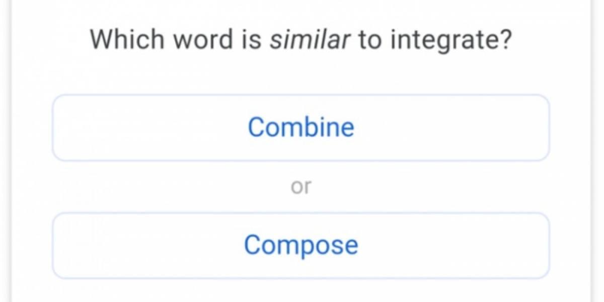 Google Word Coach: aprende inglés jugando en el propio buscador