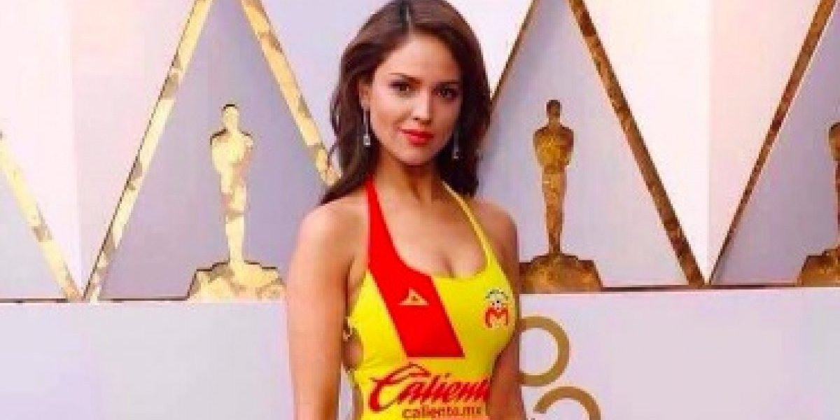 Morelia 'ficha' a Eiza González tras su aparición en la ceremonia de los Óscar